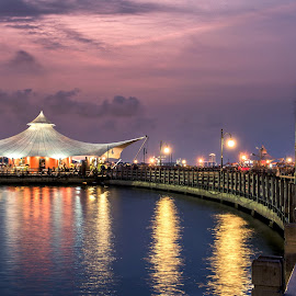 Ancol by Max Bowen - Landscapes Waterscapes