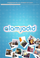 Screenshot of AlamJadid - Meet New People!