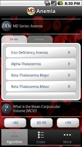 【免費醫療App】MD Series: Anemia - Free-APP點子