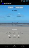 Screenshot of Lunitidal INT