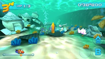Screenshot of Jett Tailfin Racers THD