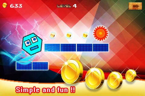 Geometry Jump APK 1.0 By Game Battle - Free Arcade Games ...