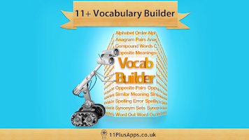 Screenshot of 11+ Vocabulary Builder Lite