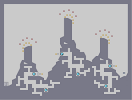 Thumbnail of the map 'Big old pillar thingies with electric enemies comeing out. -oh noes!'