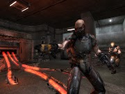 Ads to sponsor Quake Wars support