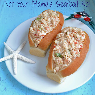 Not your Mama's Seafood Roll