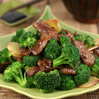 Chinese Beef Broccoli