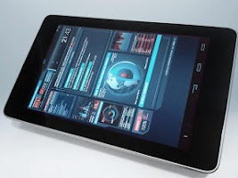 Screenshot of IRON UI - UCCW skin/theme