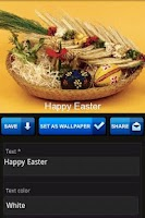 Screenshot of Easter HD Wallpapers
