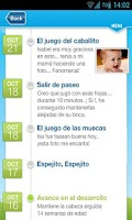 Screenshot of AmazingBaby Espana de Enfalac®