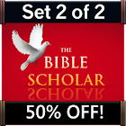 Bible Scholar Set 2 of 2 icon