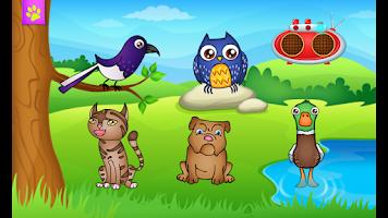 Screenshot of 123 Kids Fun™ ANIMAL BAND Free