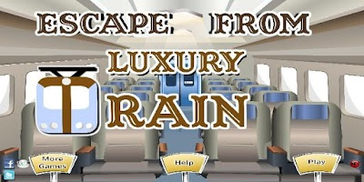 Screenshot of EscapeGame N30 - Luxury Train