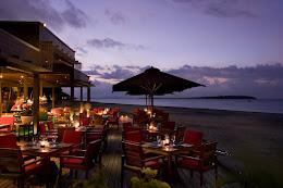 Maravu Restaurant, Hilton Fiji