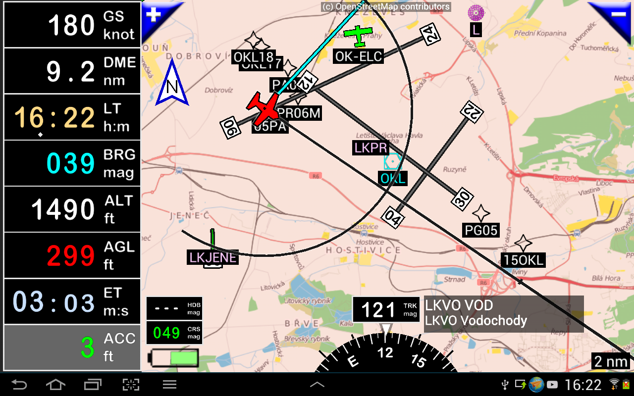 FLY is FUN Aviation Navigation Screenshot 8