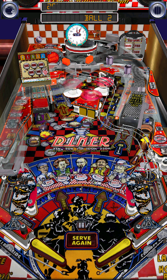 Pinball Arcade Screenshot 13