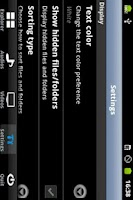 Screenshot of HD Video Player Free