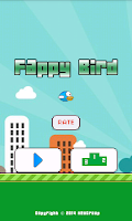 Screenshot of Fappy Bird
