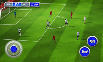 Screenshot of World Cup Football 2014 FREE