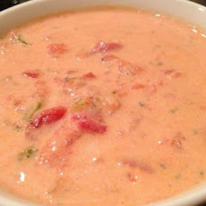 Decadent Tomato Bisque