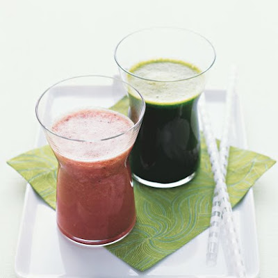 Spinach-Cucumber-Celery Juice