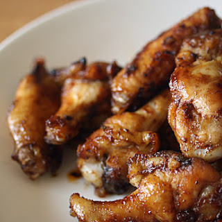 Sweet and Spicy Rubbed Wings