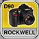 Nikon D90 Guide icon