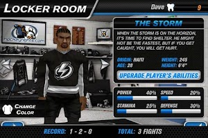 Screenshot of Hockey Fight Pro