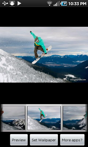 Snowboarders Delight