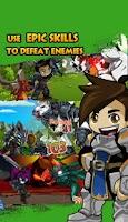 Screenshot of Battle Gems (AdventureQuest)