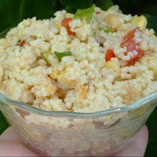 Cool Couscous Toss