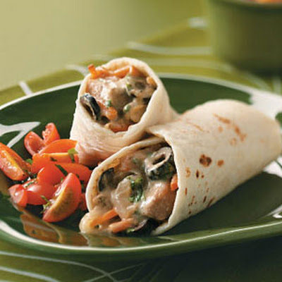 Texas Pork Burritos Recipe