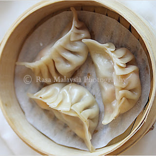 Steamed Dumplings Recipe (虾仁蒸饺)