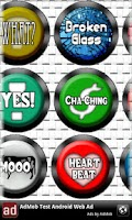 Screenshot of Free Big Button Soundboard