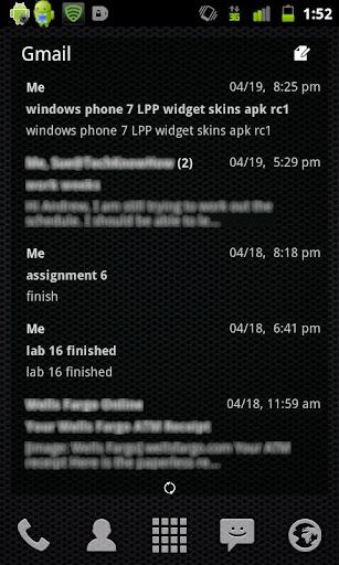 玩個人化App|LP + Windows Phone 7のレッドスキン免費|APP試玩