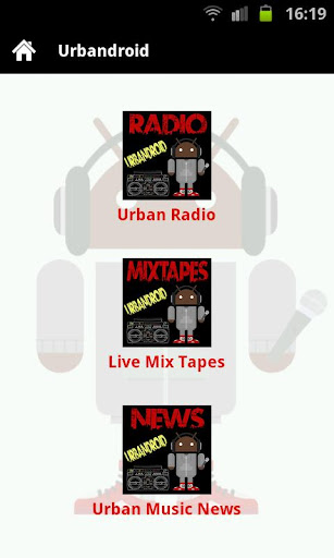 Urbandroid Urban Music App
