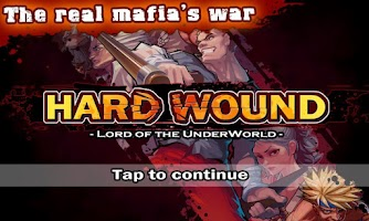 Screenshot of Hard Wound