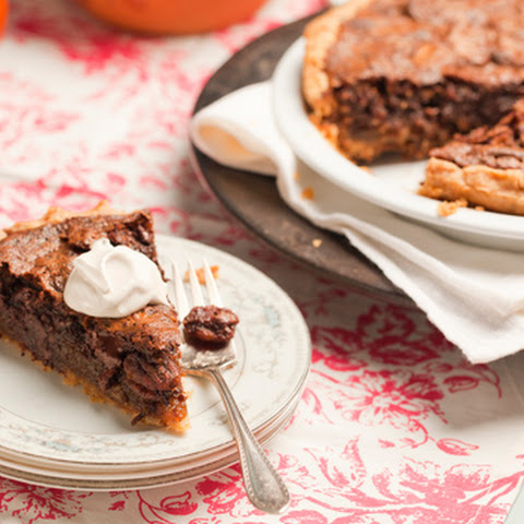 Bittersweet Chocolate Pecan Pie Epicurious Recipes | Yummly
