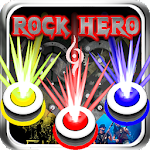 Be a Rock Hero - 9 Lagrimas 1.1 Apk