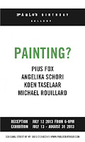 Pius Fox | Angelika Schori | Koen Taselaar | Michael Rouillard