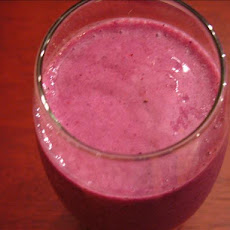 Protein Fruit Smoothie