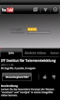 Screenshot of IfT nordjob