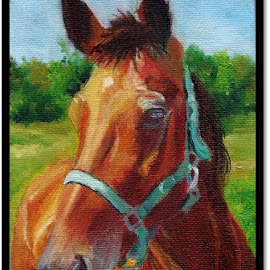 Jingles by Patty Bingham - Painting All Painting