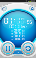 Screenshot of Timing Rocks - Interval timer