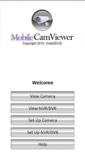 MobileCamViewer IP webcam