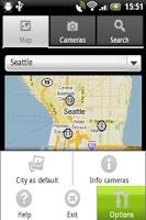 Screenshot of USA Traffic Cameras
