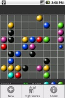 Screenshot of ColorLines