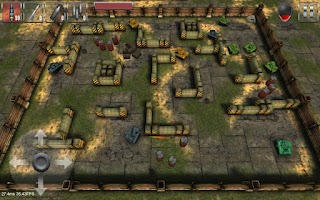 Screenshot of Fields of Glory