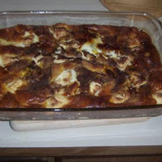 Easy French Toast Casserole (Make Ahead)
