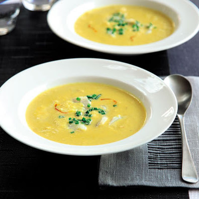 Smoked Haddock & White Bean Soup